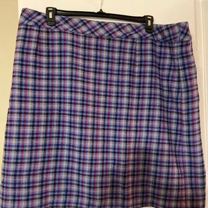 Talbots Skirt Size 22W Gently Used